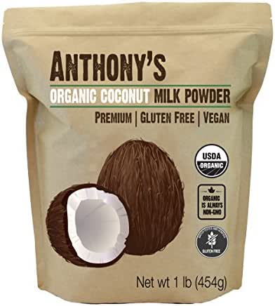 Flours & Meals: Anthony's Organic Coconut Flour