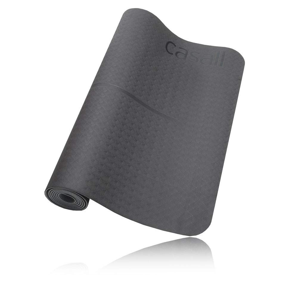 Casall Yoga Mat Position 4mm - One - Black
