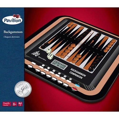 Pavilion Games - Electric Backgammon -