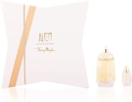 Thierry Mugler Alien Agua de Colonia - 2 Unidades: Amazon.es: Belleza