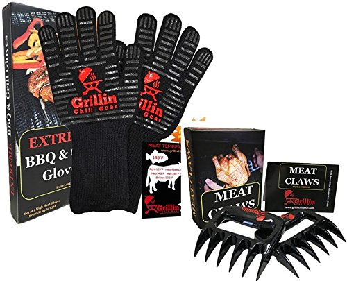 Grillin Chill Gear Meat Claws product image