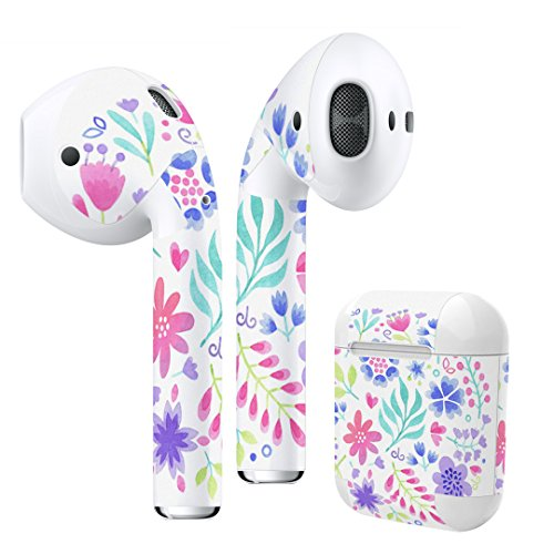 Airpods Skin + Case Skin Sticker Skin Decal for airpod Compatible with AirPods 1st(2016) and 2nd(2019) Stylish Covers for Protection & Customization 010479