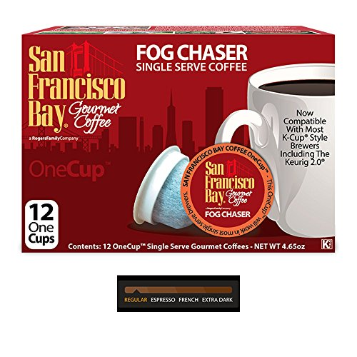 Fog Machine Prices (San Francisco Bay Coffee OneCup 24 ct. Fog Chaser)