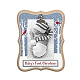 Grasslands Road Baby's First Christmas Clip Frame