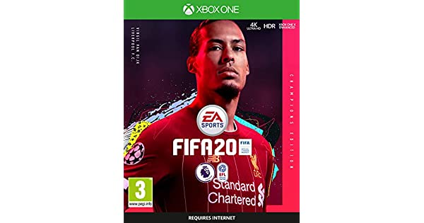 FIFA 20 Champions Edition - Xbox One [Importación inglesa]: Amazon ...