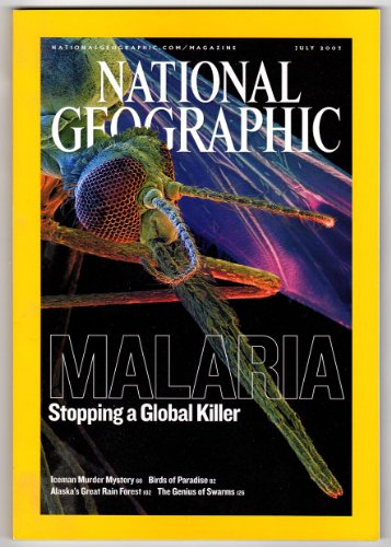 National Geographic: July 2007