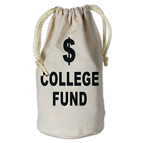 Mini College Fund Dollar Sign Party Favor Money Goody -