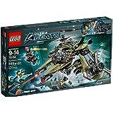 LEGO Agents - 70164 - Jeu De Construction - Le Vaisseau De Psyclone