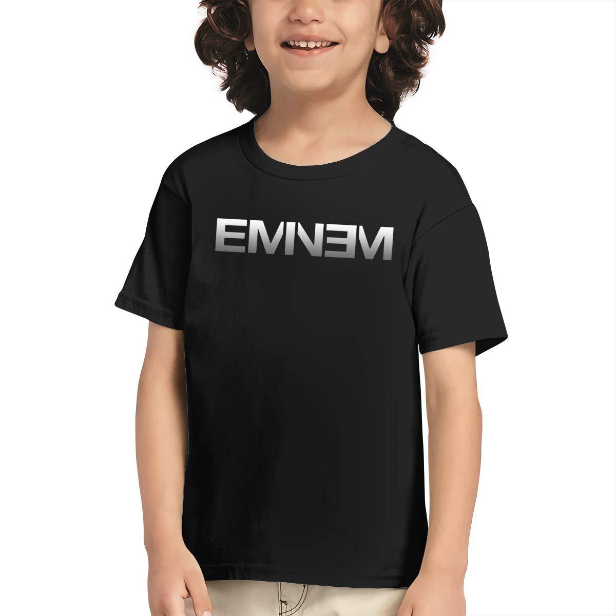 Eggpapa Eminem 2 6 Girls Black Shirts
