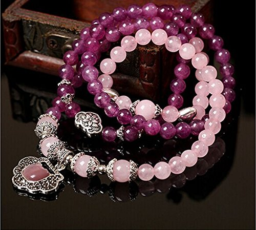 quartz crystal purple - 6