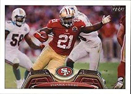 huge selection of 2018c f66f1 Amazon.com: 2013 Topps Mini #260 Frank Gore San Francisco ...