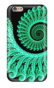 Fashionable YmznNHB955kcjlM Iphone 6 Case Cover For Fractal Pattern Abstract Pattern Protective Case
