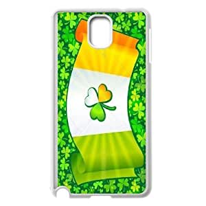 Yo-Lin case IKAI0446581Lucky Clovers For Samsung Galaxy NOTE4 Case Cover