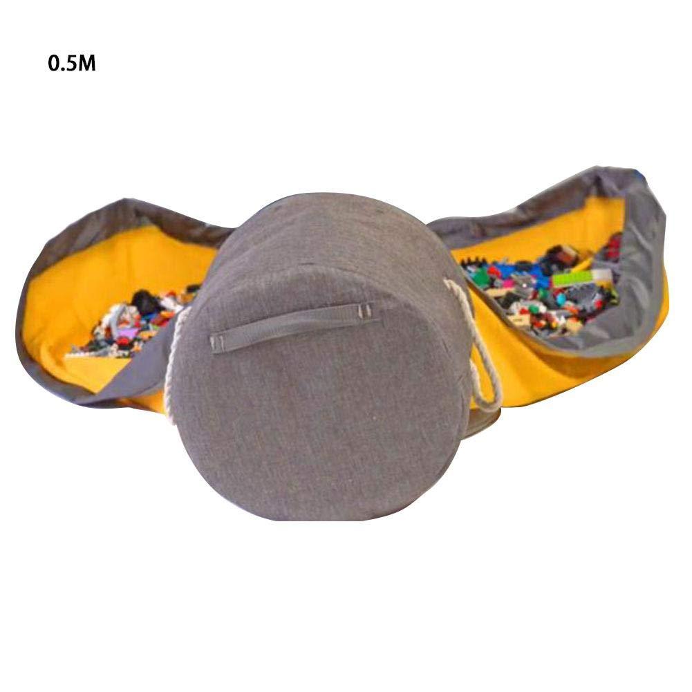 learnarmy Kinder Aufr/äumsack mit Drawstring Spieldecke Spielzeug Speicher Tasche Aufbewahrung Beutel Spielzeugaufbewahrung