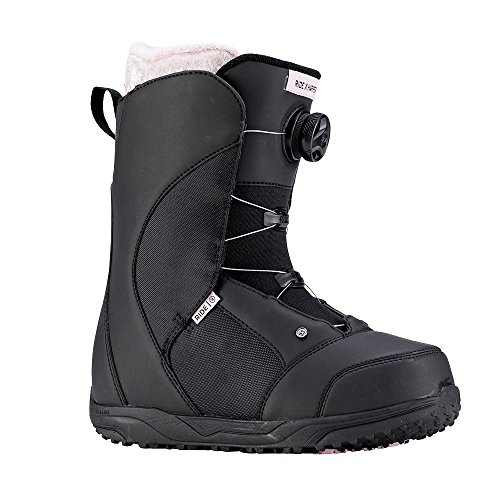 Ride Harper 2019 Snowboard Boot - Women's Black 11 (Ride Womens Snowboard Boots)
