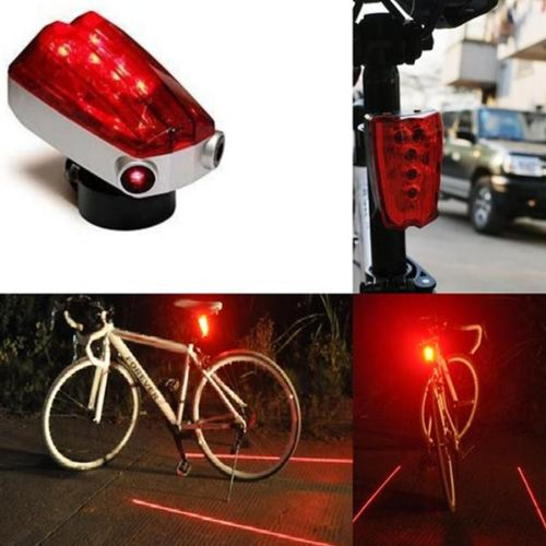 Neewer%C2%AE Bicycle Laser Flash Safety