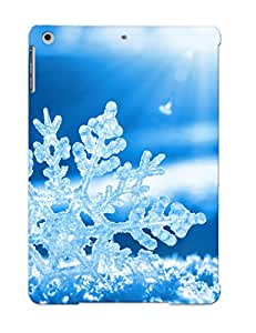 Snowflake Case Compatible With Ipad Air/ Hot Protection Case