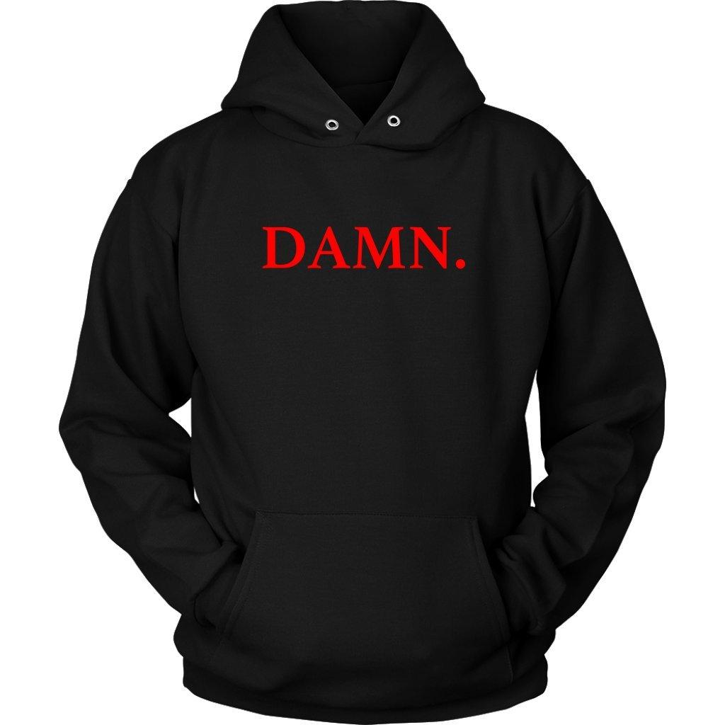 Kendrick Lamar Damn Tde Rap Shirts