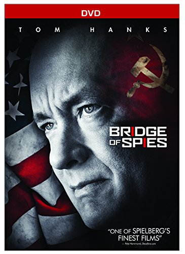 Bridge of Spies DVD - Bridge