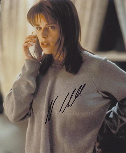 NEVE CAMPBELL as Sidney Prescott – Scream GENUINE AUTOGRAPH