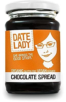 Date Lady Chocolate Spread -- 10.2 oz