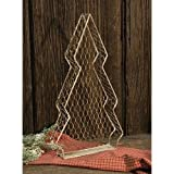 Heart of America Chicken Wire Tree Tray