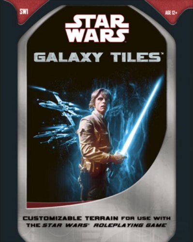Star Wars Galaxy Tiles: A Star Wars Supplement (Star Wars Accessory) ()