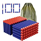 Coodoo Compatible Darts 100 PCS Refill Pack Bullets for Nerf N-Strike Elite Series