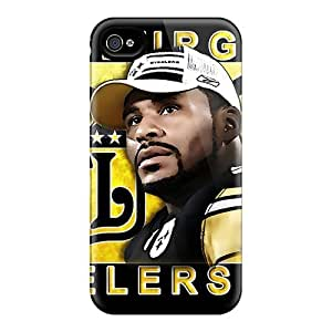 Premium [AKt10071tVoz]pittsburgh Steelers Cases For Iphone 6- Eco-friendly Packaging