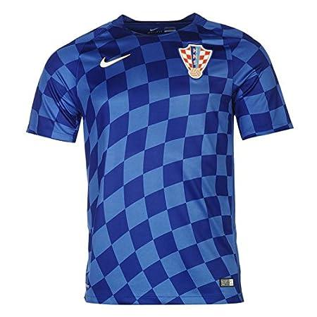 Nike 2016 - 2017 Croacia Away Camiseta de fútbol Kovacic 8 Talla:M/Contorno Pecho: 96-104 cm: Amazon.es: Deportes y aire libre