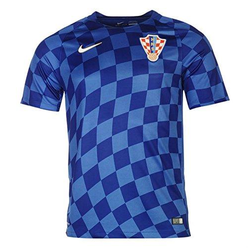 2016-2017 Croatia Away Nike Football Shirt