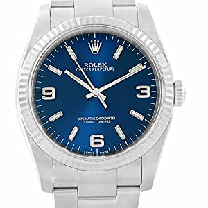 Rolex Non-date automatic-self-wind mens Watch 116034 (Certified Pre-owned)