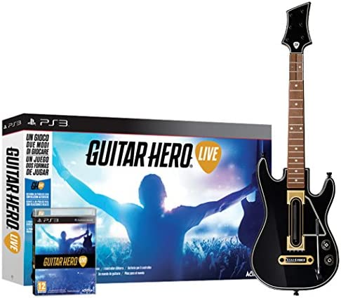 Guitar Hero Live [Bundle] – PlayStation 3