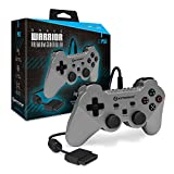 "Hyperkin ""Brave Warrior"" Premium Controller for PS2 (Silver)"