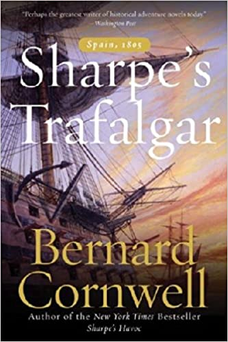 Sharpe's Trafalgar - Richard Sharpe And The Battle Of