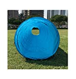 N&M Products Pet Agility Tunnel, Outdoor Training