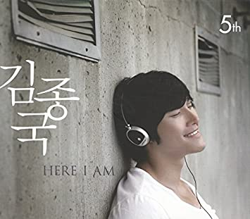 KIM JONG KOOK - KIM JONG KOOK (Turbo) - Here I Am (Vol. 5) - Amazon.com Music
