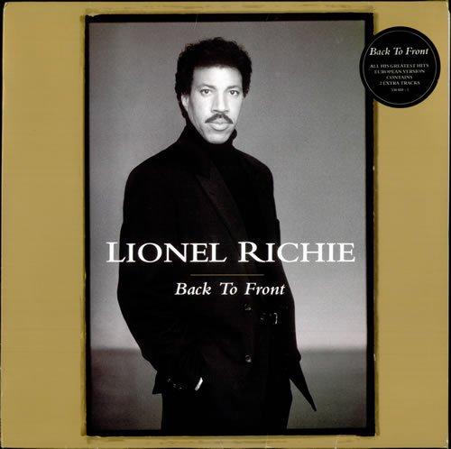 Lionel Richie - Lionel Richie - Back to Front - Zortam Music