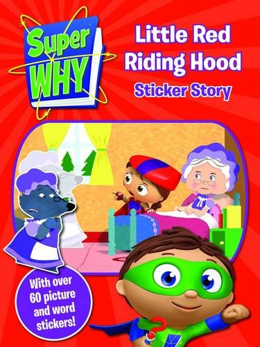 (Super Why! Little Red Riding Hood Sticker)