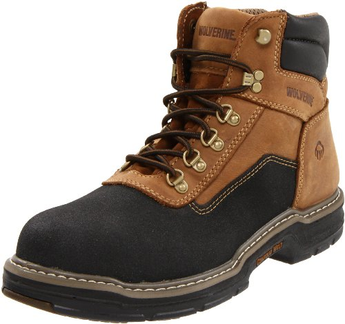 (Wolverine Men's W02252 Corsair Boot, Brown, 10.5 M US)