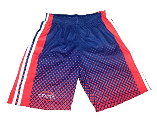 National Flag Football Flag Football Team Shorts