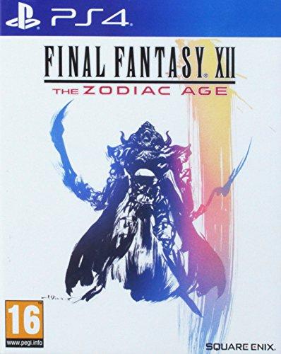 Final Fantasy Xii The Zodiac Age  Ps4  Uk Import Region Free