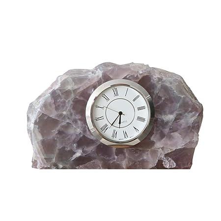 SMC Reloj de Mesa Decorativo nórdico, Moderno, Creativo, Moderno y ...