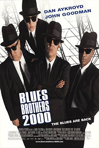 BLUES BROTHERS 2000 - 27
