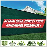 ColourTree 4' x 50' Green Fence Privacy Screen