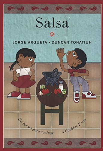 salsa a cooking poem - 1