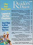 Reader's Digest June 1989 I Am Joe's New Heart; Legend of the Four Chaplains; Smart Ways to Afford A Home of Your Own