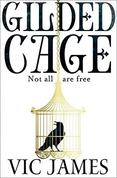 The Dark Gifts Trilogy - Gilded Cage Paperback – January 26, 2017 by Vic James (Author)
