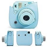 7-in-1-Fujifilm-instax-Mini-8-Instant-Camera-Accessories-Bundles-Mini-8-CaseMini-AlbumClose-Up-selfie-Lens-Close-Up-LensHanging-FramesFilm-Frame-Film-Stickers