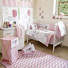 Disney Pink Winnie The Pooh Play Crib Bedding Collection 4 Pc Crib Bedding Set